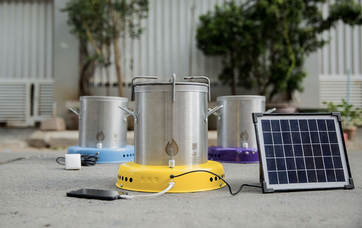 The ACE1 Ultra-Clean Biomass Cookstove