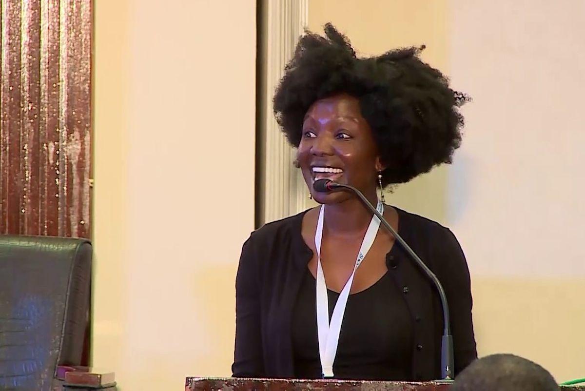 Dr. Lydiah Bosire - Speaker