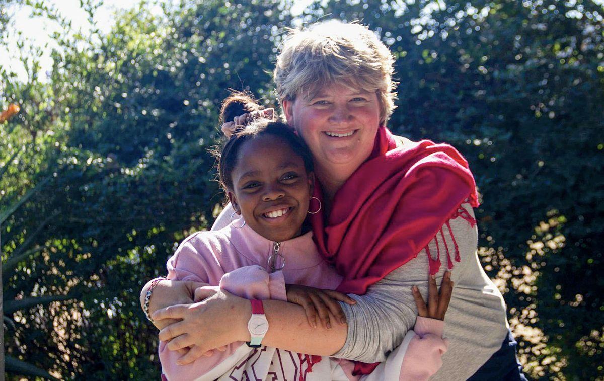 Kate and Maya_Good Work Foundation