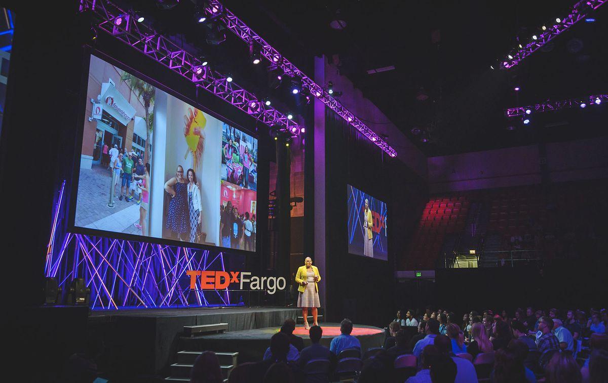 Felecia Hatcher_Tedx Fargo_Invest for Good