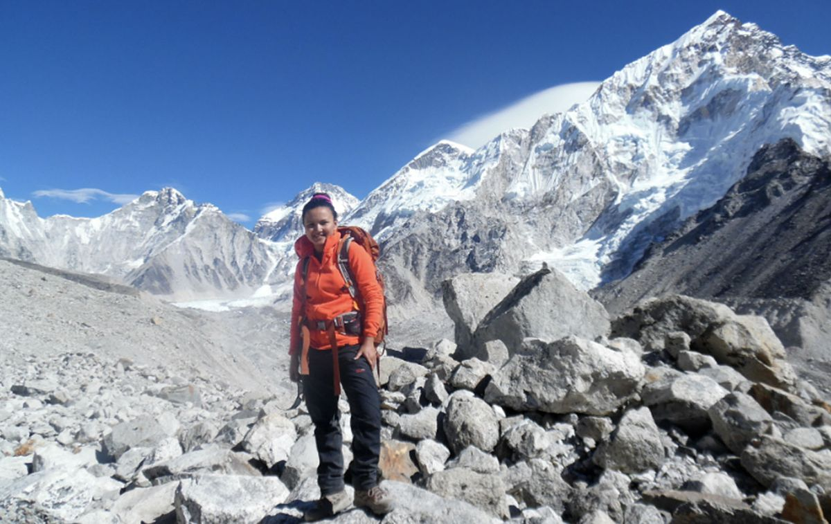 Shailee Basnet on her ascent of Mount Everest_Conquering More Than Everest_Impact Investment